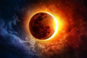 कुन प्रदेशबाट कतिखेर देखिन्छ सूर्यग्रहण ?