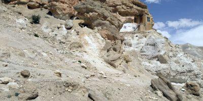 गुफाभित्र होटल