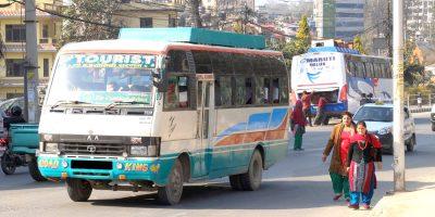एक जिल्ला भित्र सार्वजनिक यातायात चल्न दिने सरकारको निर्णय