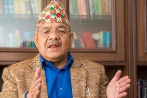 नेकपा नेता वामदेव गौतमको गीत 'यो बुद्धभूमि' सार्वजनिक