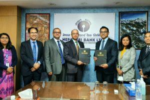 नेपाल एसबिआई बैंकले शुरु गर्यो 'कर्पोरेटपे' सेवा